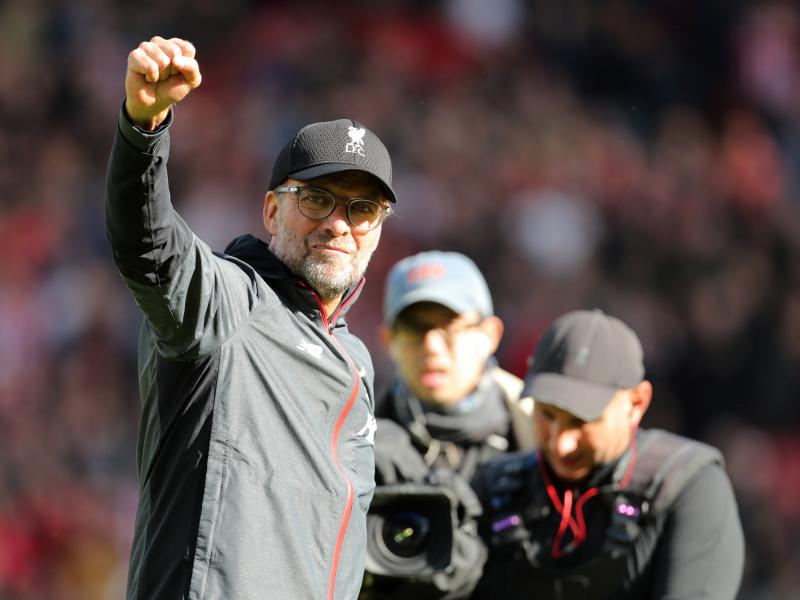 Klopp extends Liverpool contract until 2024