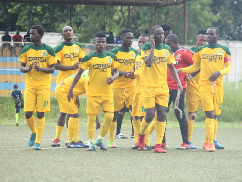 Sofapaka fall at Sudi as Mathare United maintains unbeaten run