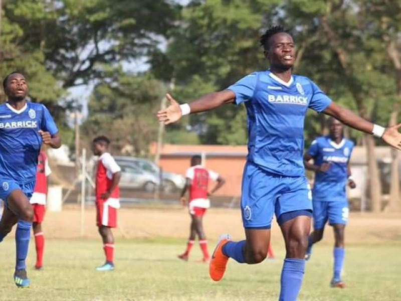 Lumwana record first win as Arrows maintain top spot