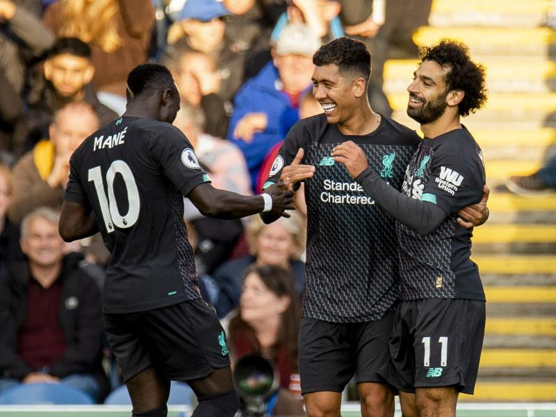 😮🔴 Liverpool's attacking trio has a surprisingly poor record against Man United