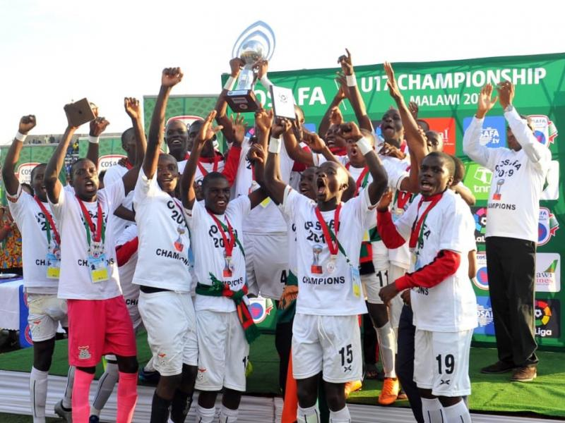 COSAFA Men's U-17: Ten-man Zambia crowned Champions