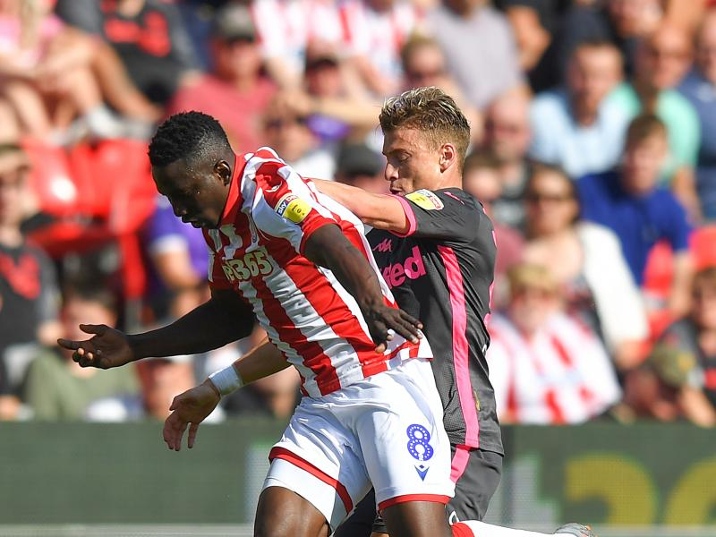 Stoke City's Etebo could return against Barnsley