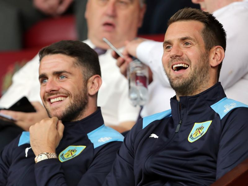 🇮🇪👏🏻 Robbie Brady thrilled to be back in Burnley's starting XI after injury woes