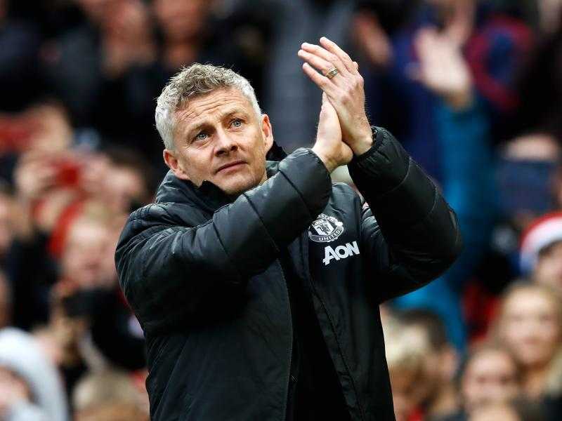 Manchester United duo praised by Ole Gunnar Solskjaer after Liverpool draw