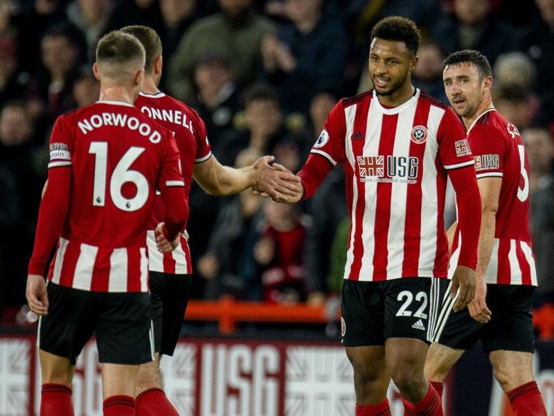 Sheffield United 1-0 Arsenal: Gunners stay put at 5th spot