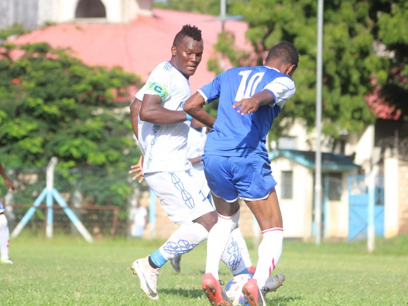 Bandari defender Odhiambo delighted by return from injury, sets target of the season