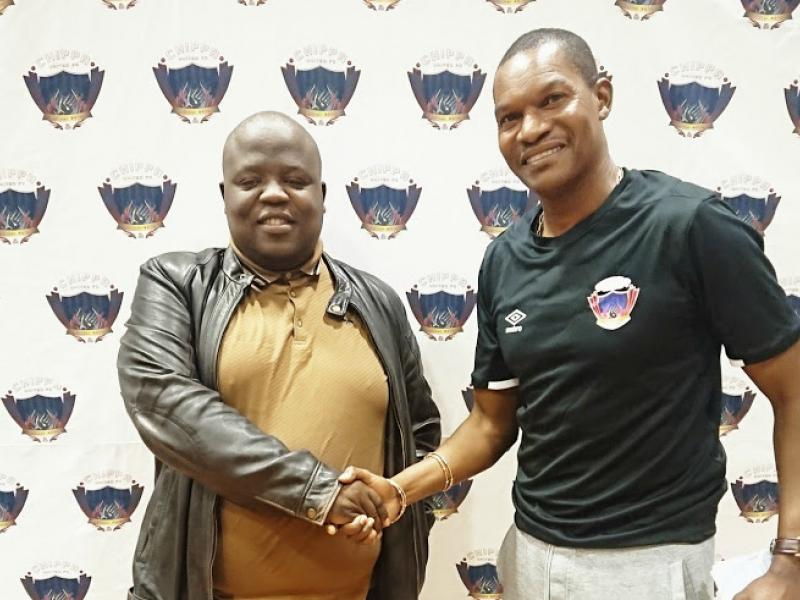 🇿🇼👬 Mapeza's Chippa official debut line-up: Moyo brothers start