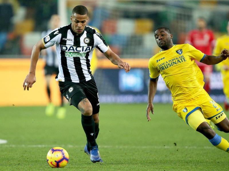 Troost-Ekong faces Ronaldo test in Copa Italia
