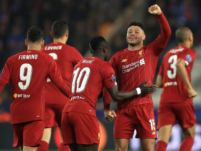 Genk 1-4 Liverpool: The Reds win first away UCL group stage match in two years