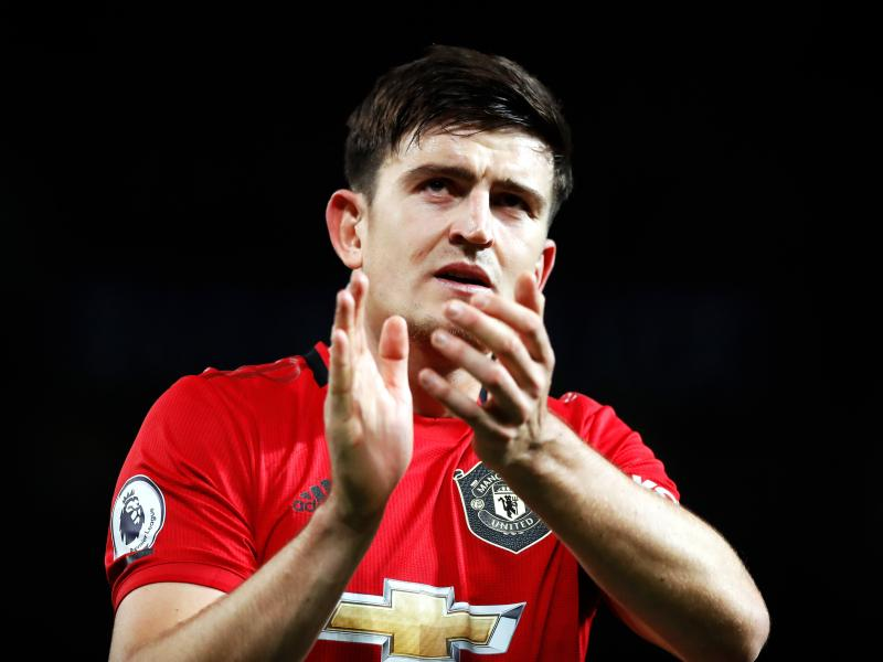 Harry Maguire fires a warning to Liverpool ahead of Manchester United clash
