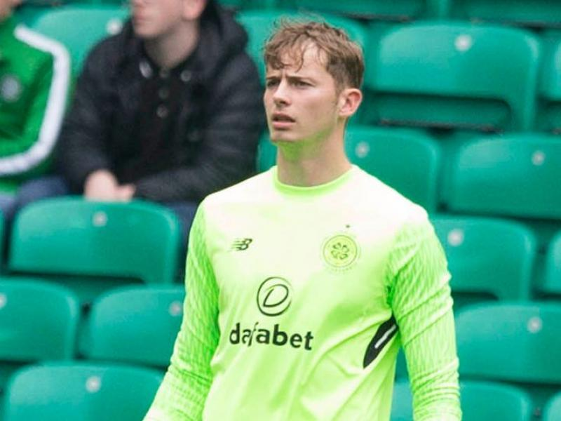 🏴🍀 Celtic goalkeeper makes quick transfer to Dundee United