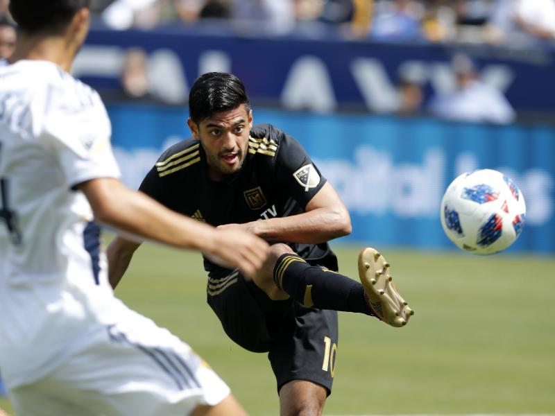 🇺🇸 🏆 LAFC 5-3 LA Galaxy: Vela inspires The Black & Gold to first-ever win over Zlatan's Galaxy