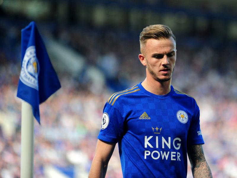 Brendan Rodgers provides a transfer update on James Maddison amid Manchester United links