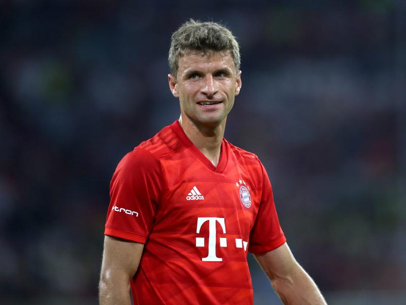 🔴🔴 Two at the top: Muller becomes joint-most decorated player in German history