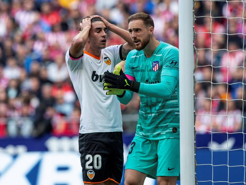 Jan Oblak matches Atletico Madrid clean sheet record