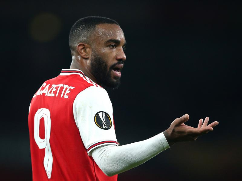Lacazette: We have quality to turn things around