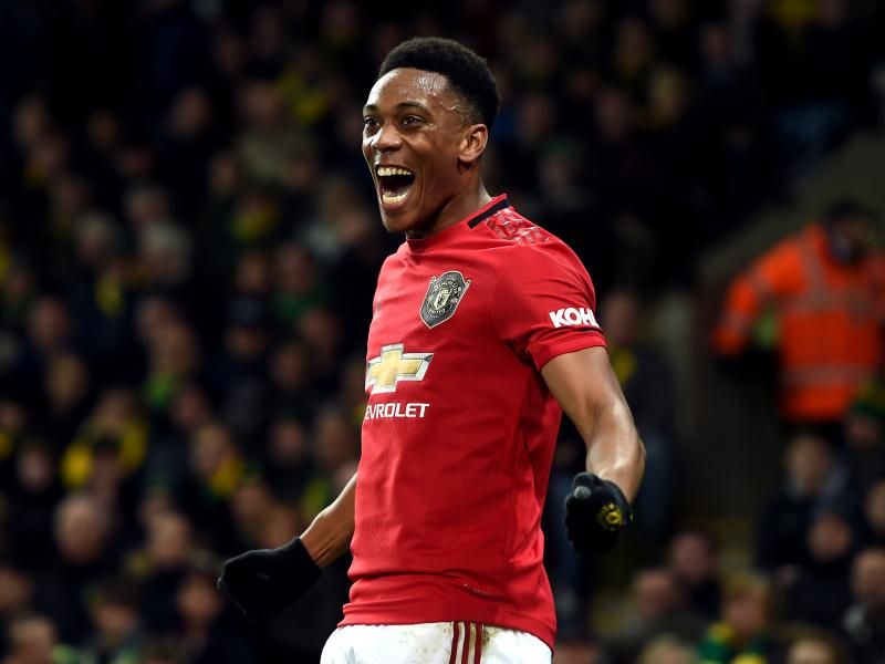 Daniel James explains how Anthony Martial has improved Manchester United's attack