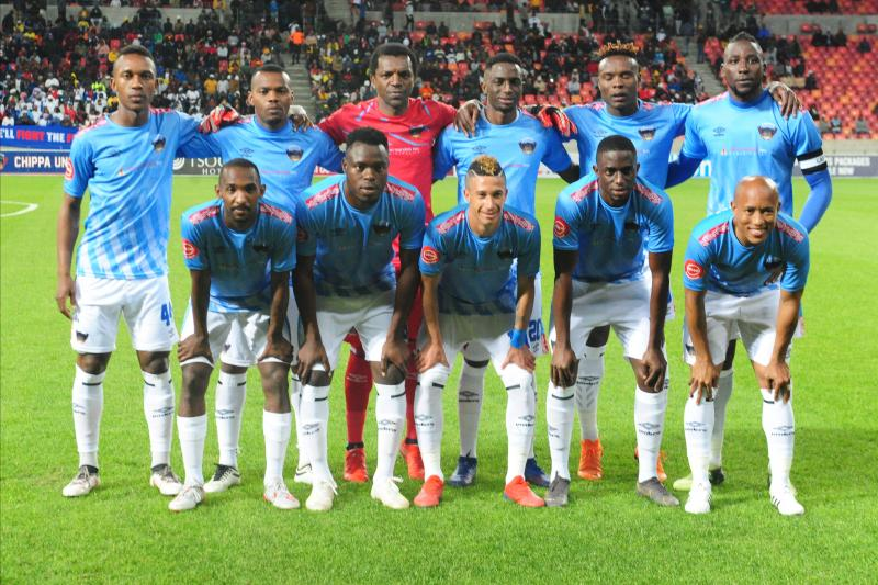 🔵 Chippa United confirm departure of 15 players