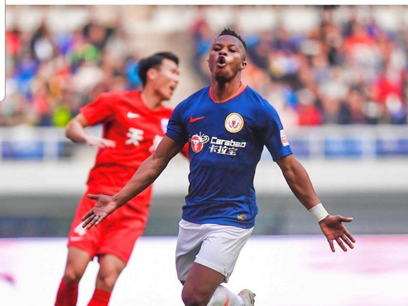 📈Ayub Timbe statistics in 2019 as Beijing Rehne is relegated