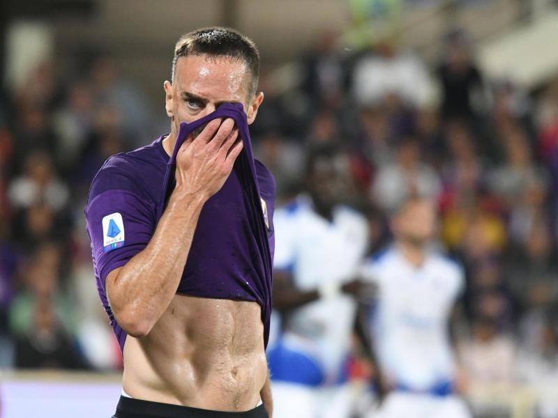 Franck Ribéry sets another record in the Serie A