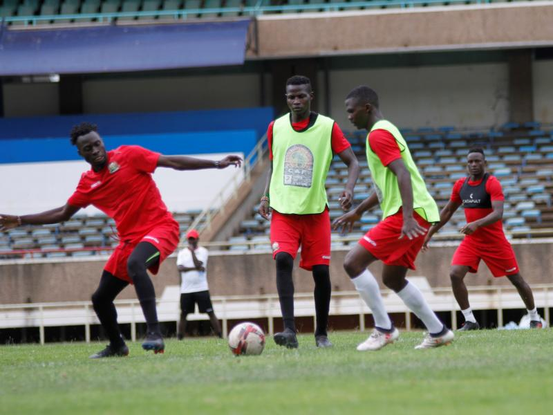 Harambee Stars Probable Squad for Egypt test