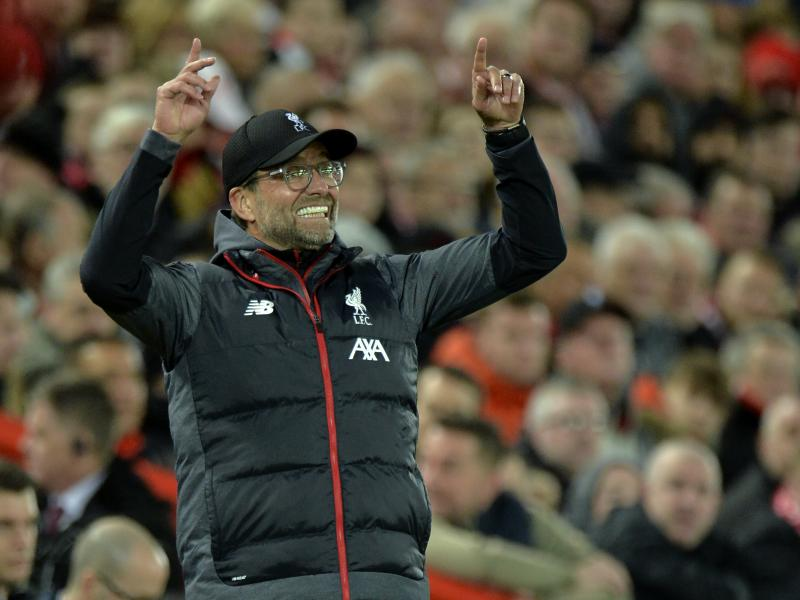Jurgen Klopp: Liverpool fans can dream about first Premier League title