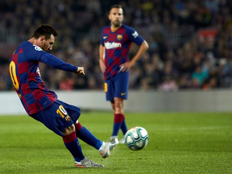 📐🥅 Messi at 50: The players to have scored more than 50 freekicks