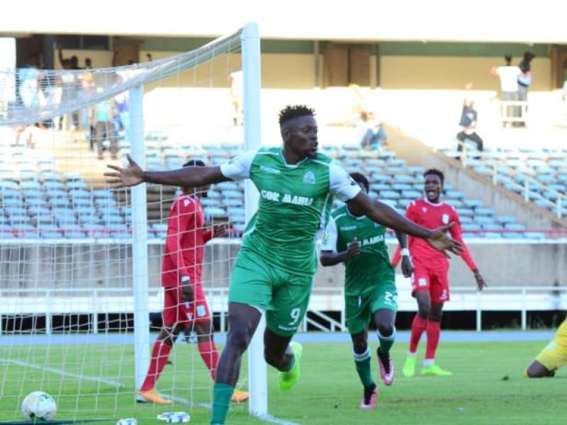Al Hilal 1-1 Gor Mahia: K'Ogalo hold Libyan side to a draw