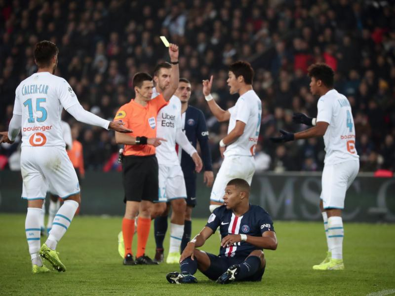 Dijon 2-1 PSG: Minnows Dijon shock French champions