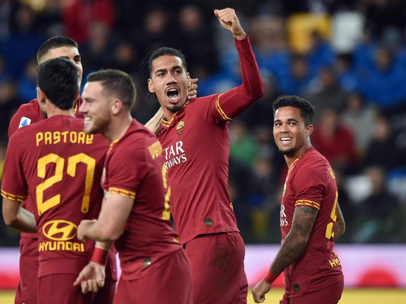Roma confirm interest in a permanent deal for Chris Smalling