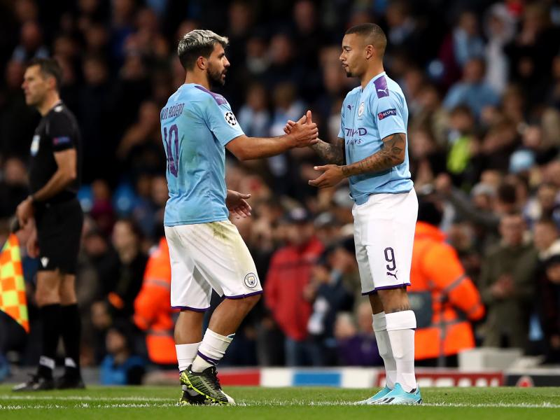 Gabriel Jesus opens up on his relationship with Sergio Aguero