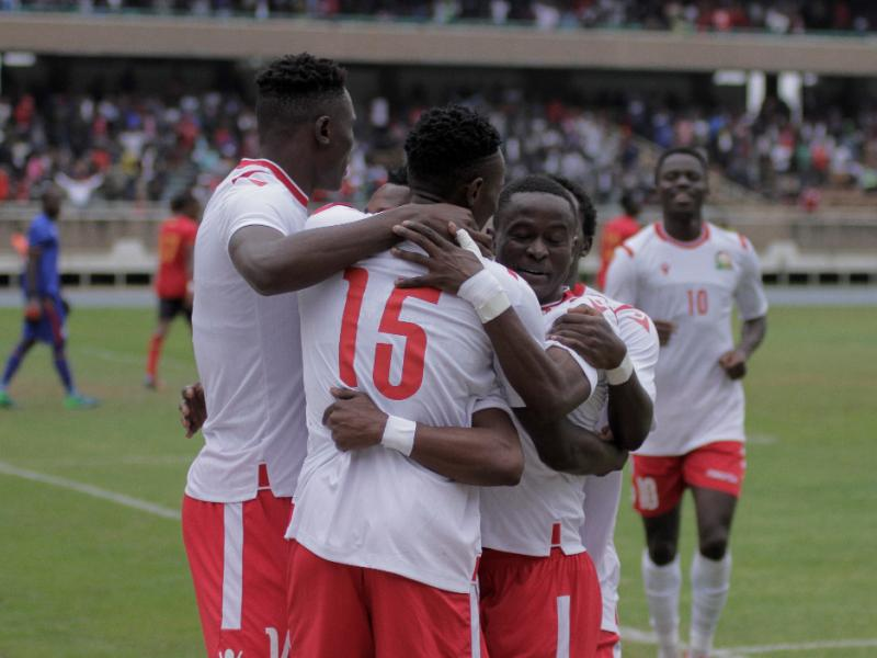 WATCH: Kenya vs Togo highlights
