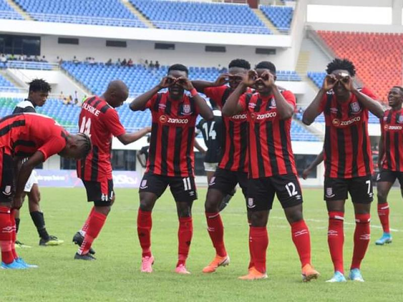 🇿🇲 CAF CC: Zanaco beat Esae to boost their chances of progressing to the next round