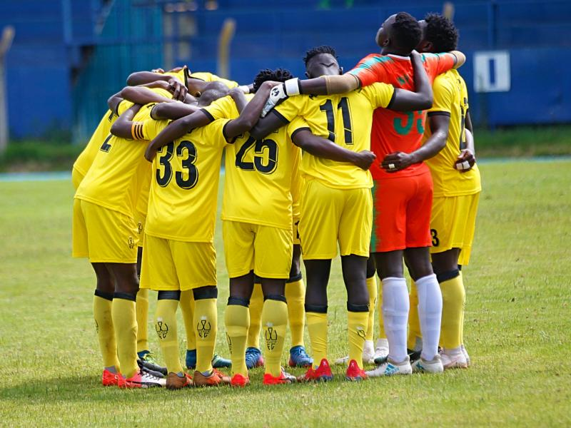 Wazito FC defender Dan Owino announces retirement