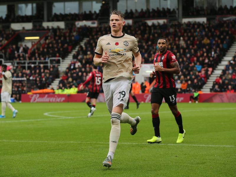 McTominay doubtful for Man United's clash with Brighton
