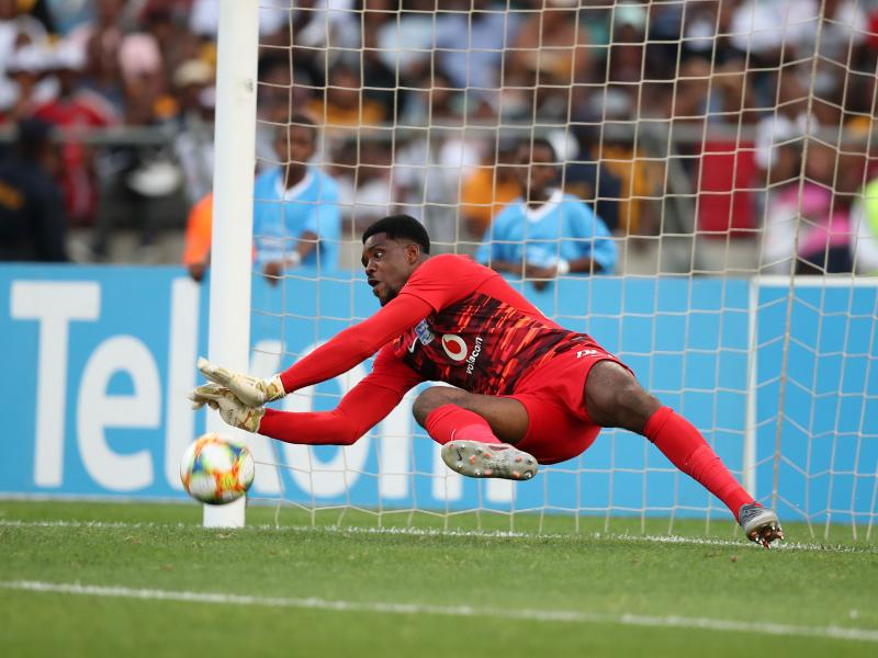 🇿🇦 Kaizer Chiefs keeper Akpeyi eager to return to action