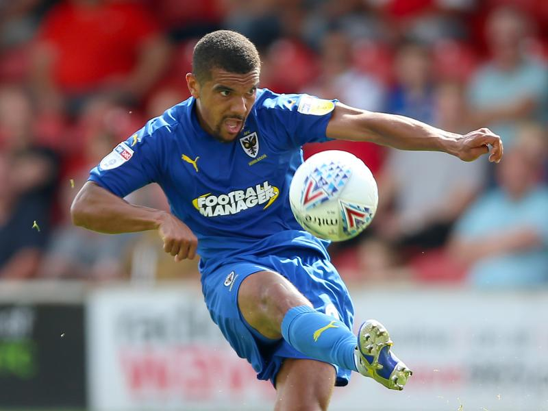 AFC Wimbledon striker Kwesi Appiah scores equaliser in 1-1 draw to Lincoln City