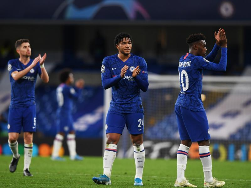 Lampard rates Reece in Chelsea win over Palace