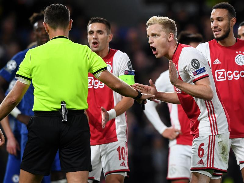 'One man stole everything from us' - Tadic blasts referee following Chelsea game