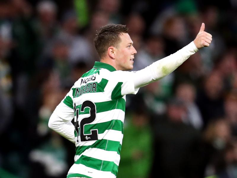 🏴󠁧󠁢󠁳󠁣󠁴󠁿🍀 Callum McGregor commits long-term future to Celtic