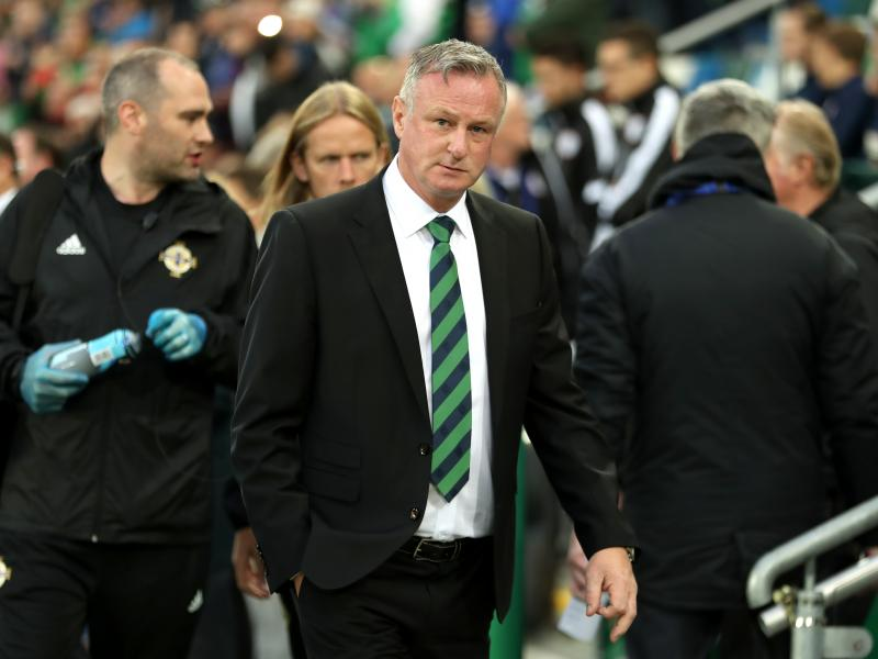 No squad changes for Northern Ireland ahead of Euro 2020 qualifiers