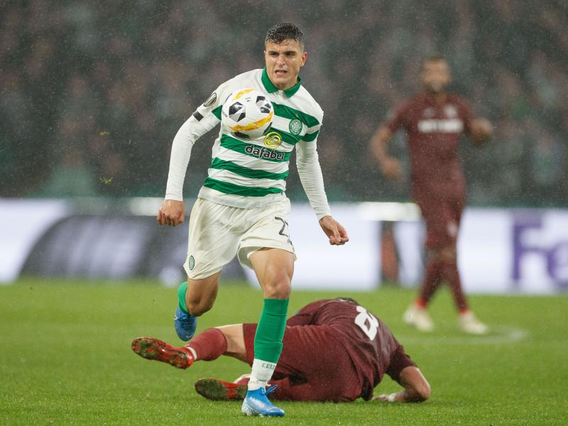 🍀 Elyounoussi shares his sentiments ahead of Celtic's clash against Lazio
