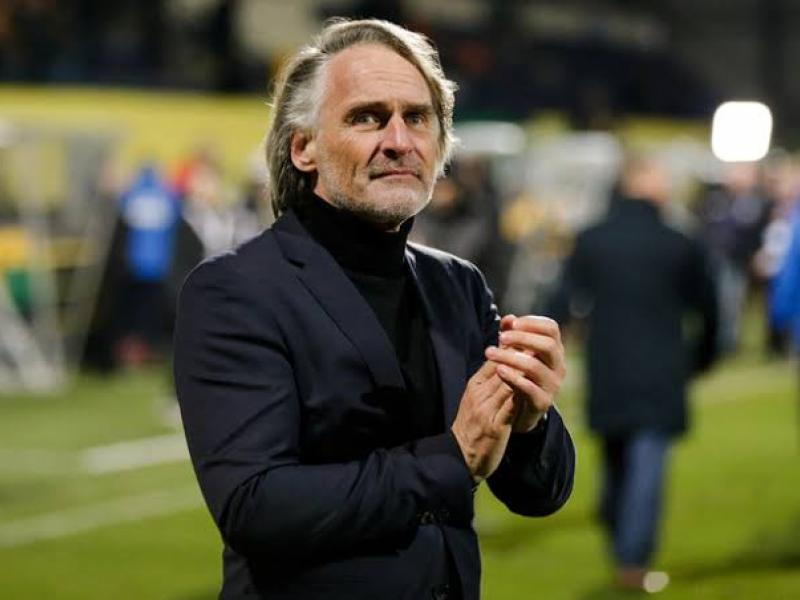 BREAKING: Cape Town City announce new coach Jan Olde Riekerink