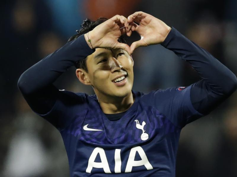 Tottenham dealt injury setback as Son is ruled out