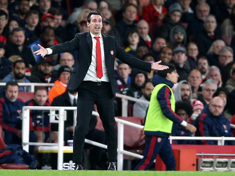 Arsenal board finally break silence on Unai Emery's future at the club
