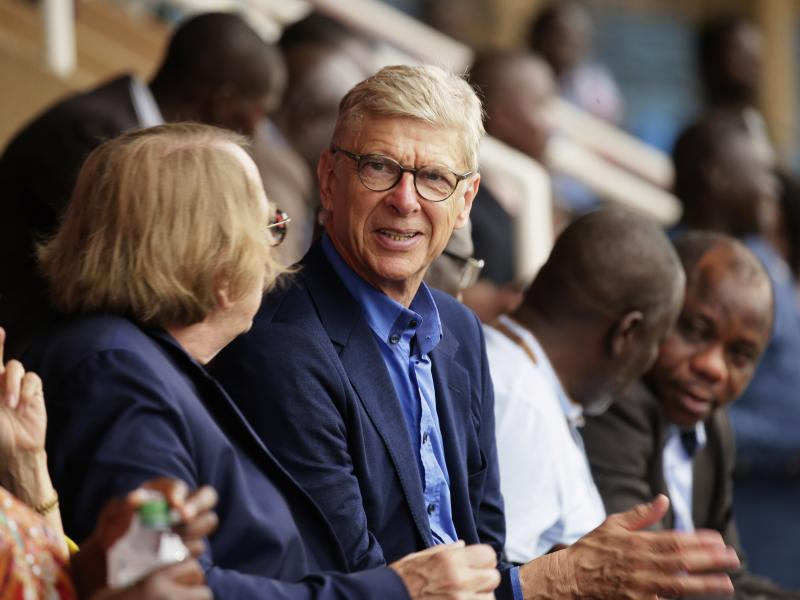 🇫🇷 Wenger responds to Super League as FIFA's head of global development