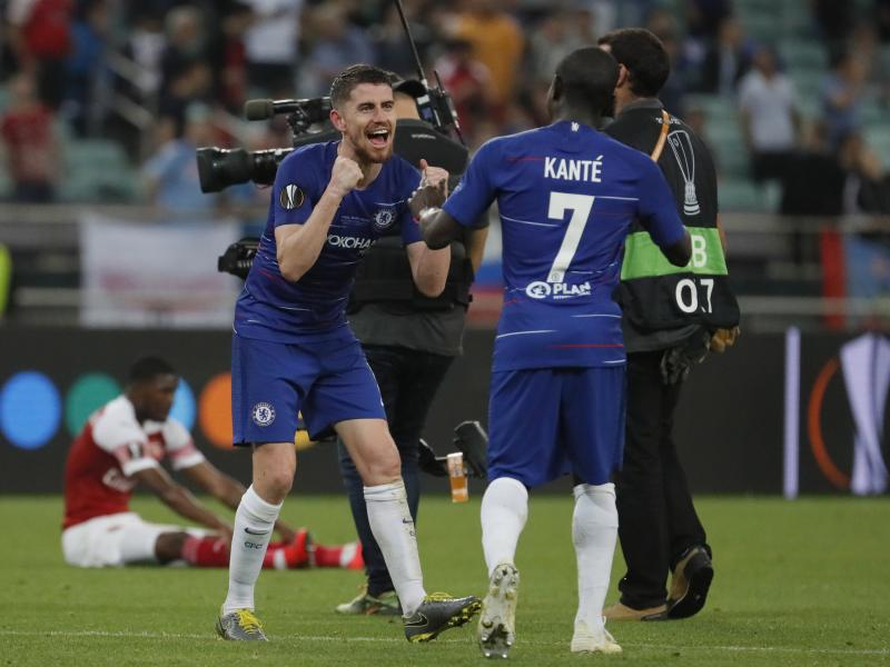 Frank Lampard: Kante is not Jorginho's replacement