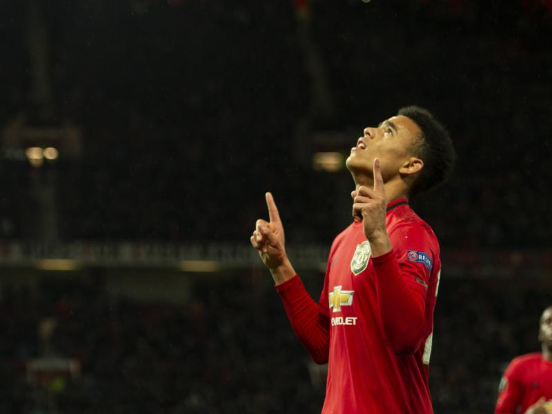 Mason Greenwood reveals his Manchester United role model