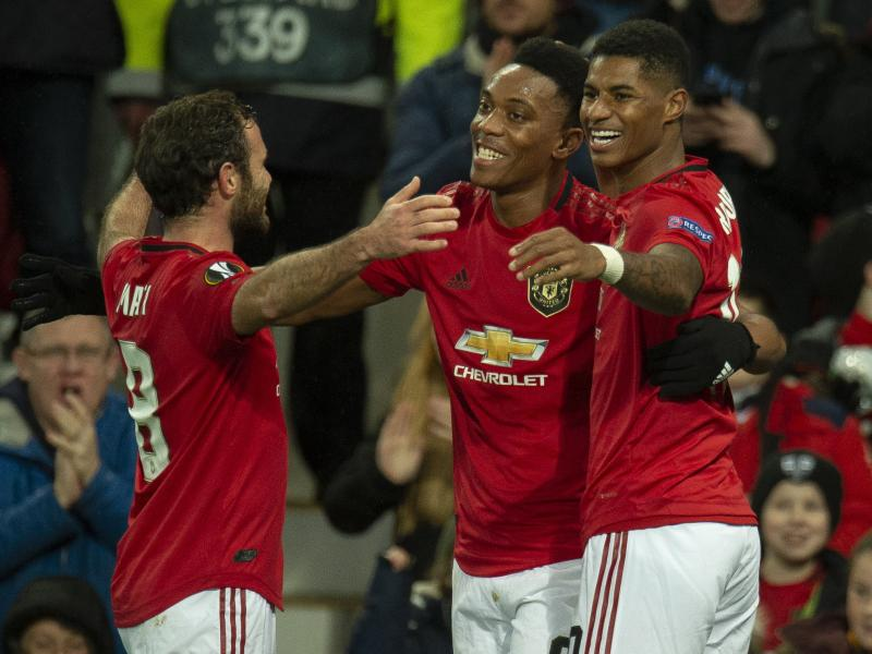 Marcus Rashford issues Anthony Martial demand