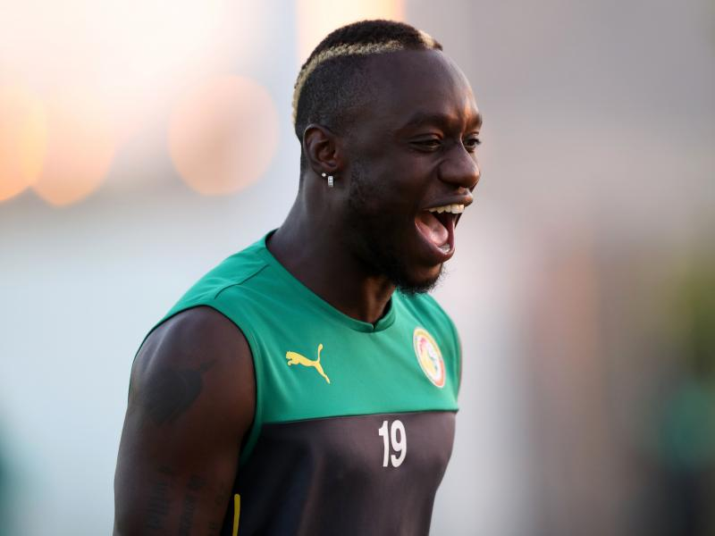 Senegal international punished for missing a penalty